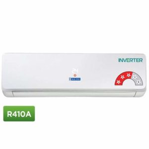 Blue Star 1.5 Ton 3 Star Inverter Split AC (Copper, IC318RBTU, White)