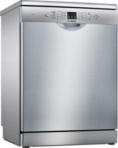 Bosch 12 Place Setting Dishwasher (SMS40E32EU, White)