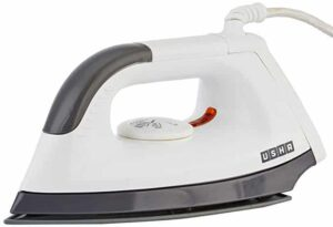 Usha EI 1602 1000-Watt Lightweight Dry Iron (multi-colour)