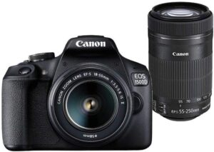 Canon EOS 1500D 24.1MP Digital SLR Camera