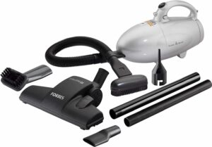 Eureka Forbes Easy Clean Plus 800-Watt Vacuum Cleaner with Suction & Blower