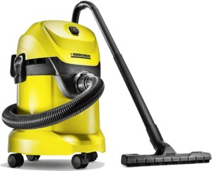Karcher WD 3 Multi-Purpose Wet and dry Vacuum Cleaner German Technology