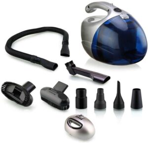 Nova NVC-2765 800-Watt Handy 2 in 1 Vacuum Cleaner and Blower