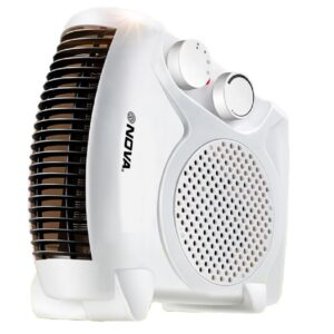 Nova NH-1257 All-in-One Blower Silent Fan Room Heater (White)
