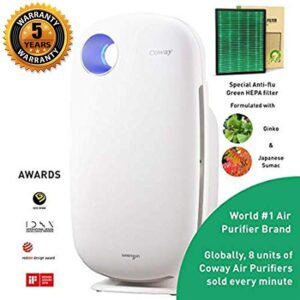 Coway AP-1009 Sleek Pro Air Purifier