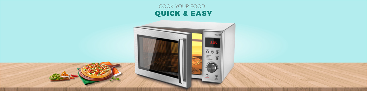 The Best Microwave Ovens in India