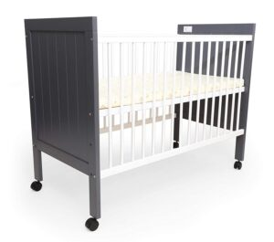 R for Rabbit Baby's Den Wooden Baby Cot | Cribs | Bed with Mattress The Plug and Play Wooden Baby Cot