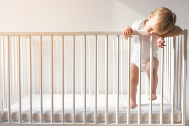 use of baby cot