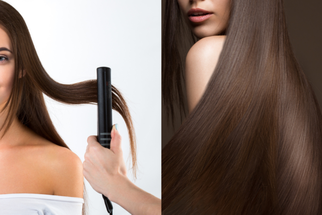 Hair Straightening Vs. Hair Smoothing