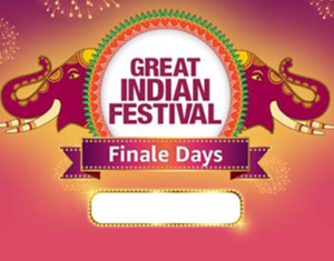 Amazon Great Indian Festival Happiness Upgrade Sale 2020: All the Best Deals for You!