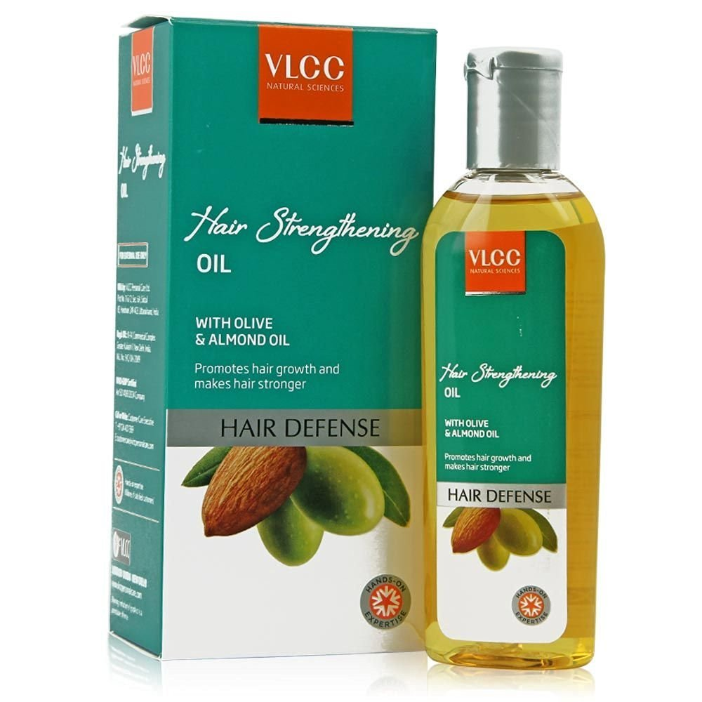 VLCC Hair Strengthening Oil, 100ml