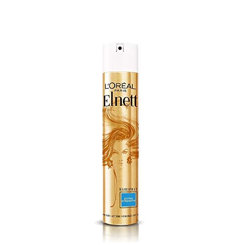 L'Oreal Paris Elnett Satin Extra Strength Hair Spray, 400ml