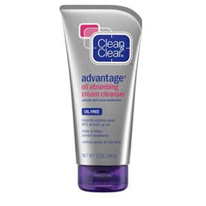 Clean__Clear_Oil_Absorbing_Cream_Facial_Cleanser_with_Salicylic_Acid_Acne_Medicine_Daily_Face_Wash_for_Oily__Acne-Prone_Skin_5_oz.jpg