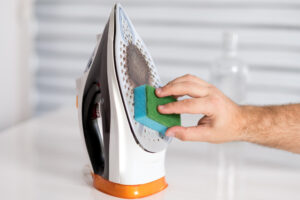 How to Clean an Iron Box