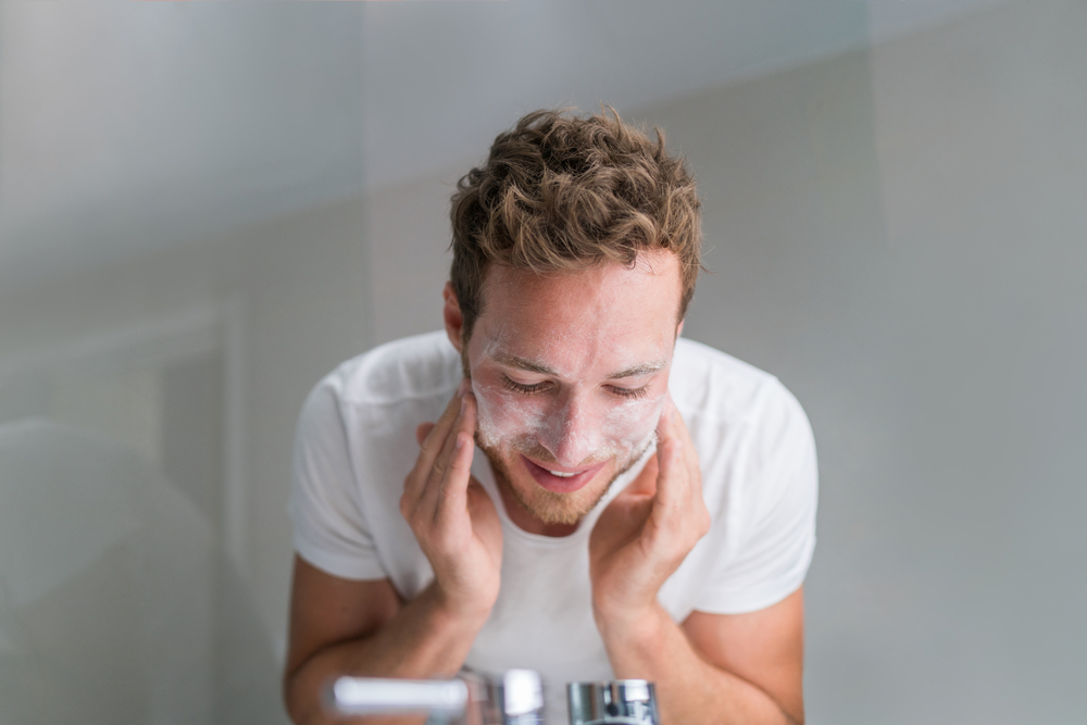 face wash featured image