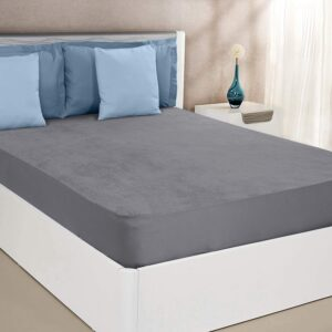 Amazon Brand - Solimo Water Resistant Cotton Mattress Protector