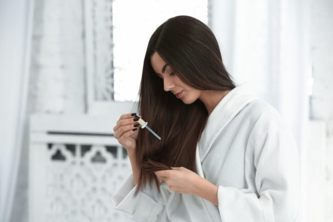 Which oil is best for hair growth?