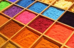 colors for soap