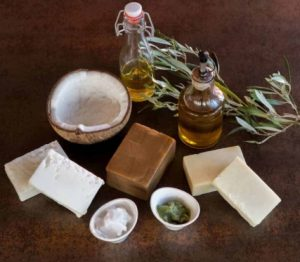 oils used in soap