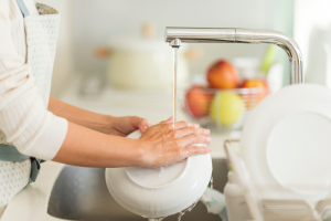 How to Hand-Wash Dishes Better